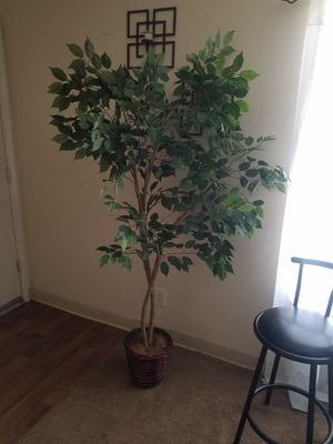 6ft artificial fake plant tree for Sale in Phoenix, AZ