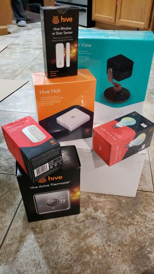 Hive Home Automation Welcome Kit for Sale in Lowell, MA