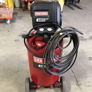 Craftsman Air Compressor 33 Gallon, Portable, Electric. Model 921.165720 for Sale in Miami, FL