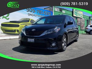 2017 Toyota Sienna for Sale in Ontario, CA