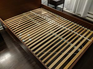 Ikea Full Bed Frame (Free) for Sale in Seattle, WA
