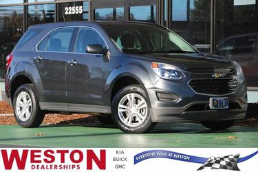 2017 Chevrolet Equinox for Sale in Gresham,  OR
