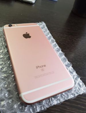 "iPhone 6S 64GB FACTORY UNLOCKED"" Like new with warranty for Sale in Silver Spring, MD"