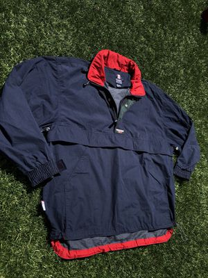 Vintage Chaps Ralph Lauren Half Zip Jacket for Sale in Las Vegas, NV