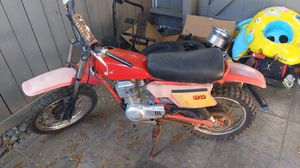 1978 Honda xr75 frame only for Sale in Redwood City, CA