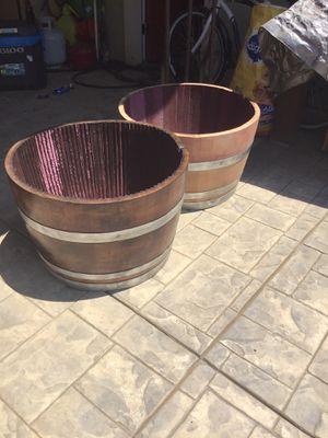 Half barrel for Sale in Chualar, CA