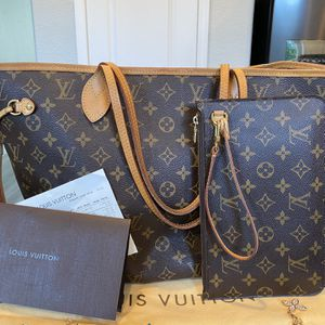 Louis Vuitton Neverfull MM Bag for Sale in Modesto, CA