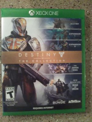 Destiny collection: All 5 games for Sale in Surprise, AZ