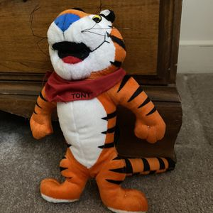 "9""Kellogg's Tony The Tiger Plush Doll for Sale in Monroe, NY"