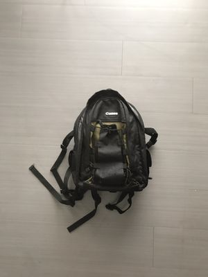 Canon DSLR bag for Sale in Coronado, CA