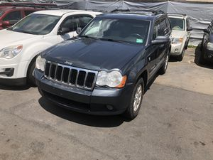 2008 Jeep grand Cherokee limited for Sale in Croydon, PA