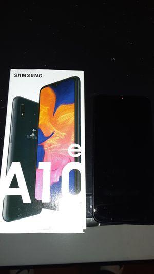 Galaxy A10 for Sale in Hamilton, MS