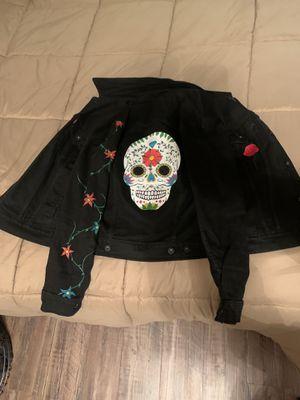 custom Levi's jacket for Sale in Milwaukee, WI