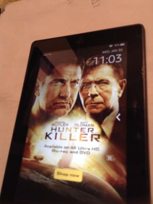 Kindle tablet for Sale in Norcross, GA