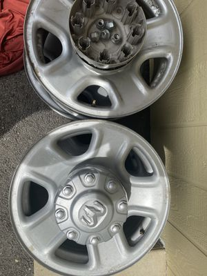 2019 Dodge Ram 2500 Wheel Rims for Sale in Lockport, IL