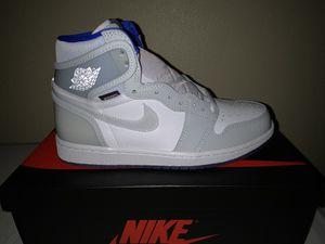 Nike Jordan 1 Retro High Zoom White Racer for Sale in Fairfield, CA