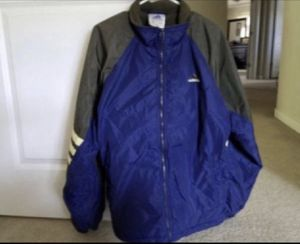 Men adidas jacket for SALE! Price firm for Sale in Lynnwood, WA