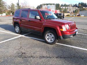 2014 Jeep Patriot Sport 4x4 for Sale in Bellevue, WA