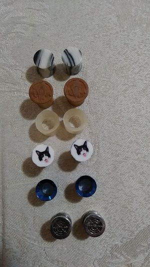 0g plugs & tunnels for Sale in Butler, IN