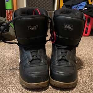 Vans Snowboard Boots for Sale in North Bend, WA