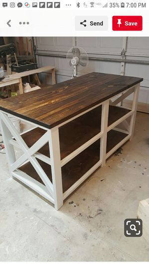 Custom Kitchen Island for Sale in Burrillville, RI