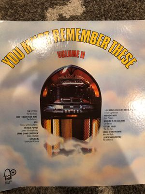 You must remember these vinyl record for Sale in Villanova, PA