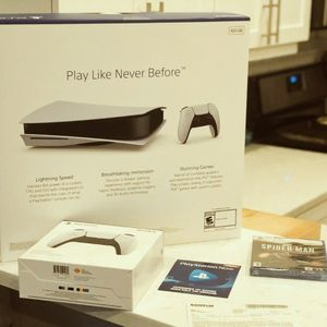 BRAND NEW Sony Playstation 5 a.k.a. PS5 / PS 5 1Tb Digital Gaming Console SEALED for Sale in Garland, TX