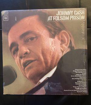 Johnny Cash Live at Folsom Prison LP for Sale in San Clemente, CA