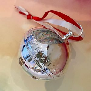 Wallace 2019 Silver Plated Sleigh Bell for Sale in Norfolk, VA