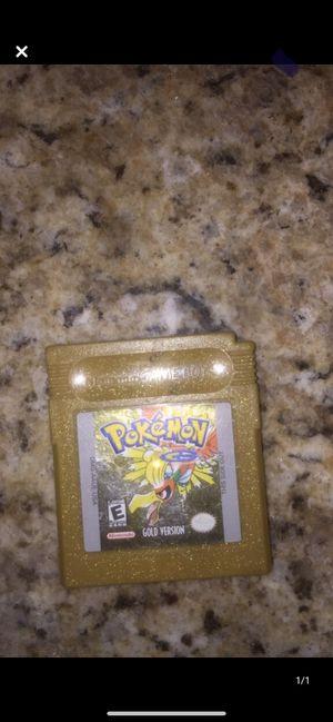 Pokémon Gold for Sale in Rialto, CA