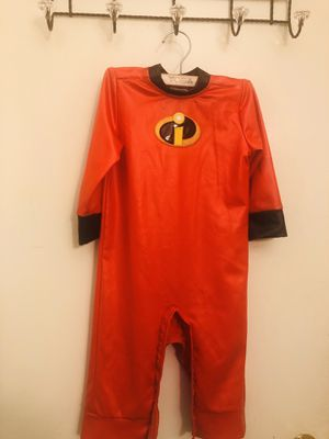 Baby incredible costume size 18/24 m for Sale in Hayward, CA