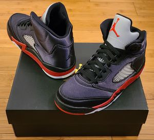 Jordan Retro 5's size 13c,1 and 2 for Kids. for Sale in Lynwood, CA