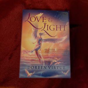 Love & light Doreen Virtue Deck for Sale in Killeen, TX