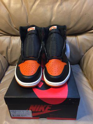 "Nike Air Jordan 1 Retro ""Shattered Backboard"" for Sale in Tacoma, WA"