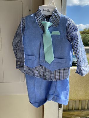 Boys suit, new for Sale in Craigsville, WV