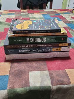 College Books for Sale in Pomona,  CA