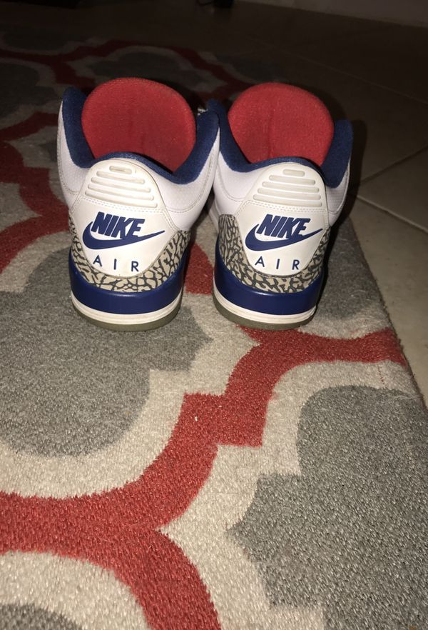 cb90fdce8035 True Blue 3 s Jordan for Sale in Hialeah