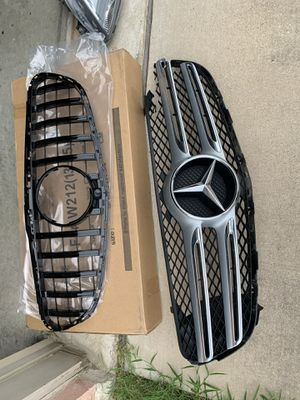 Chevy Impala headlight, Chrysler 200 parts, Mercedes glk and E350 grille, for Sale in Grand Prairie, TX