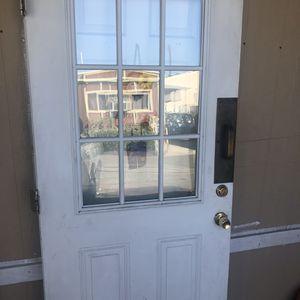 """35x79"""" Steel Door for Sale in Santa Ana, CA"""