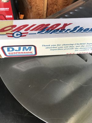 DJM Suspension Shocks for Sale in Bordentown, NJ