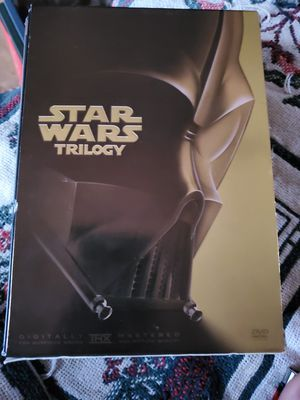 Star Wars Trilogy DVD Collection for Sale in Memphis, TN