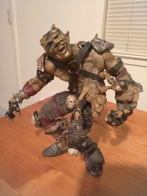 McFarlane Toys Tormentor action figure for Sale in Alameda, CA