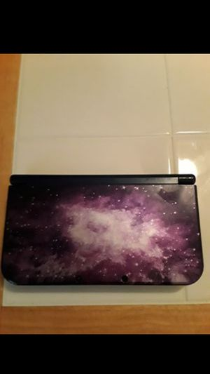 3ds XL with charger and game for Sale in Wenatchee, WA