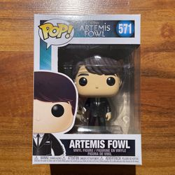 💥Funko Pop - Artemis Fowl💥 for Sale in Hollywood,  FL