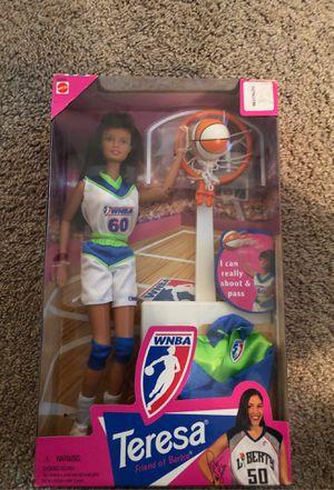 "WNBA Barbie ""Teresa"" for Sale in Columbia, MO"