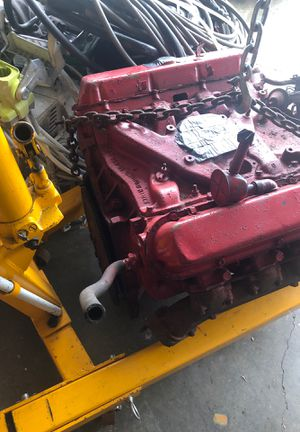 500 cubic inch engine for sale. Not frozen for Sale in Renton, WA