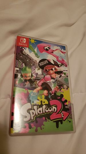 Splatoon 2 for switch for Sale in Villages of Dorchester, MD