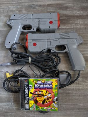 Namco PlayStation Bundle for Sale in Fontana, CA