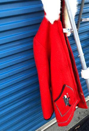 Ladies size medium 100% virgin wool super stylish and nice coat for the winter 40 bucks MSRP almost 400 for Sale in Virginia Beach, VA