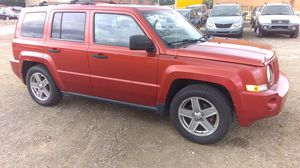 2008 Jeep Patriot 4x4 4 cylinder for Sale in Eastlake, OH